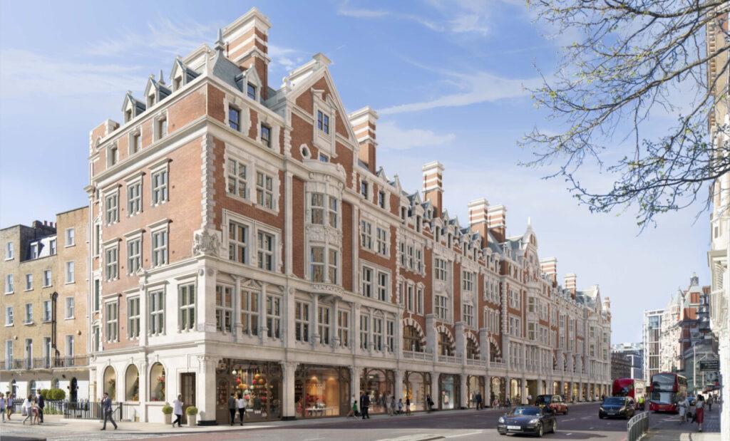 O νταβατζής είναι ιδιοκτήτης περισσοτέρων από 50 διαμερισμάτων στο αριστοκρατικό Λονδίνο