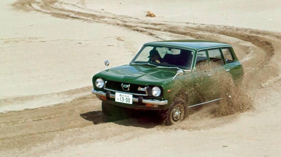 Η Subaru έφτασε τα 20 εκατομμύρια οχήματα AWD