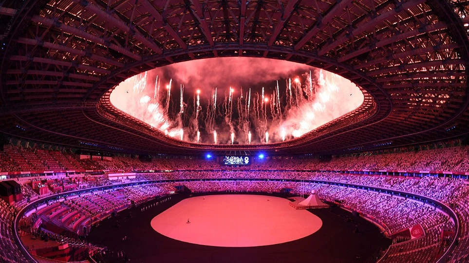 Ολυμπιακοί Αγώνες: Η τελετή έναρξης στο Τόκιο