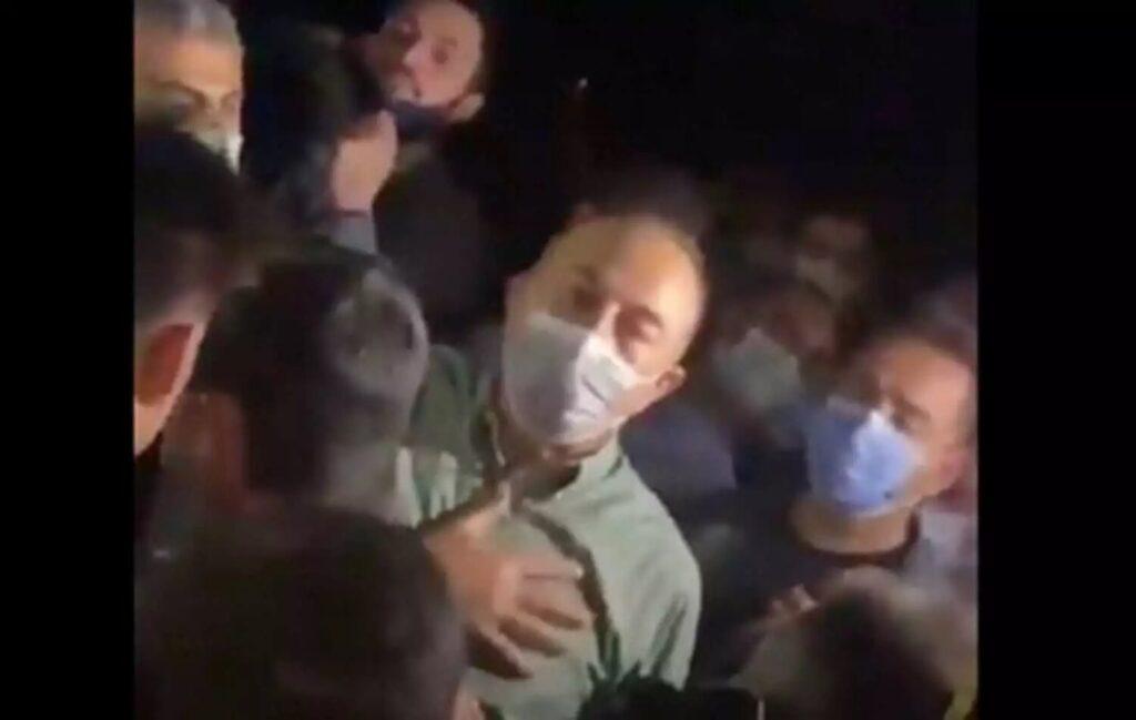 Φωτιές στην Τουρκία: Οργή κατοίκων κατά Τσαβούσογλου (video)