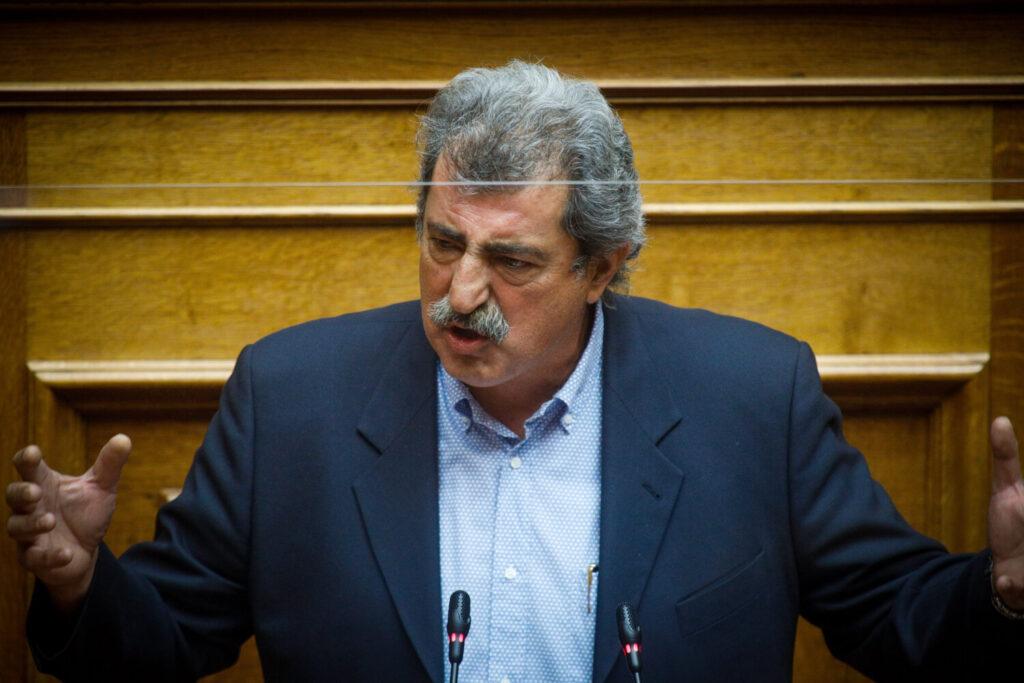 Βουλή: Αποφάσισε άρση ασυλίας του Παύλου Πολάκη