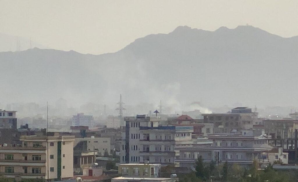 Αφγανιστάν: Επιθέσεις με ρουκέτες κατά του αεροδρομίου της Καμπούλ