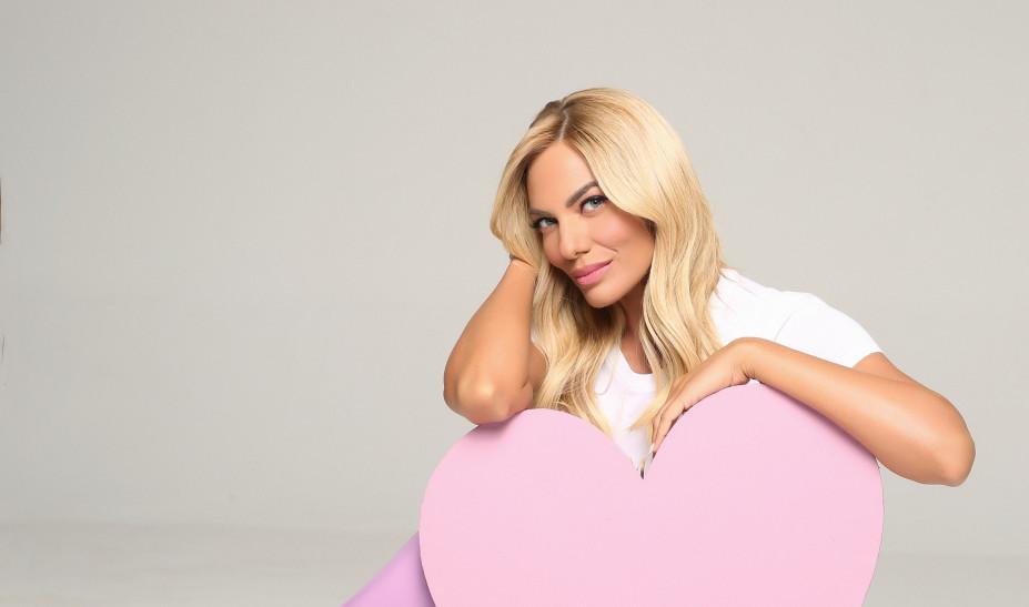 «LOVE IT» με την Ιωάννα Μαλέσκου: Πρεμιέρα  τη Δευτέρα 30 Αυγούστου