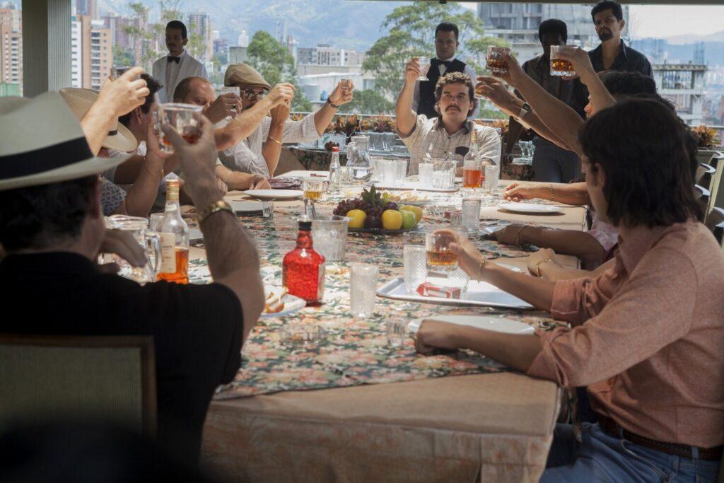 Η τηλεοπτική υπερπαραγωγή «NARCOS» έρχεται στο OPEN σε πρώτη τηλεοπτική μετάδοση