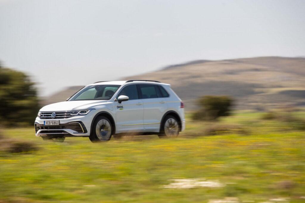 Test drive: Volkswagen Tiguan eHybrid