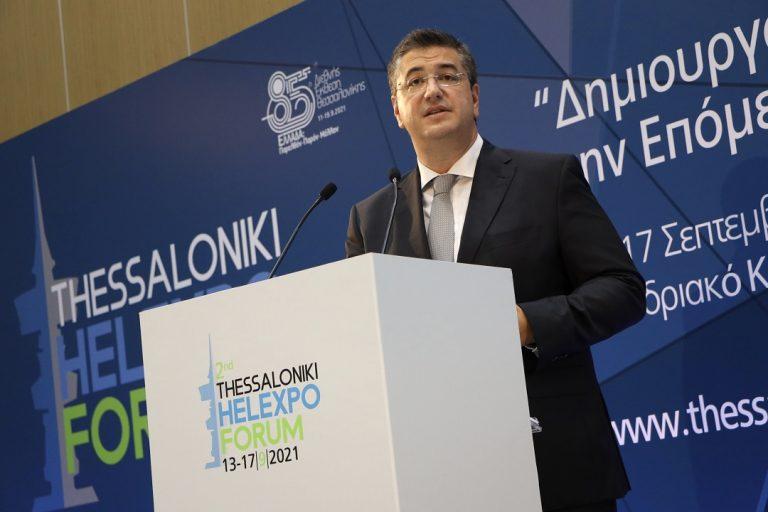 Τζιτζικώστας: «Η επανεκκίνηση της Ευρώπης θα ξεκινήσει από τις Περιφέρειες και τους Δήμους της»
