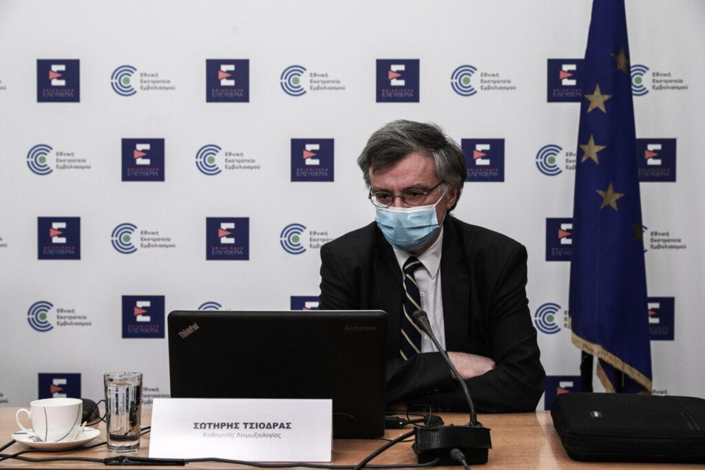 Σωτήρης Τσίοδρας: Θα χρειαστούμε 3-4 χρόνια  για να αντιμετωπίσουμε τις επιπτώσεις του κορωνοϊού