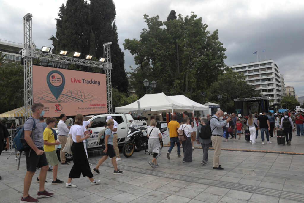 Ράλι Ακρόπολις: Κλειστό  το κέντρο της Αθήνας – Κυκλοφοριακές ρυθμίσεις