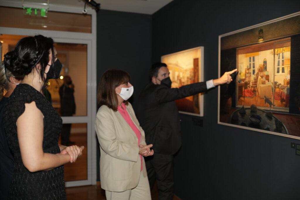 Μουσείο Μπενάκη: «Το Σπίτι της Μνήμης» φόρος τιμής στον Γιώργο Σεφέρη