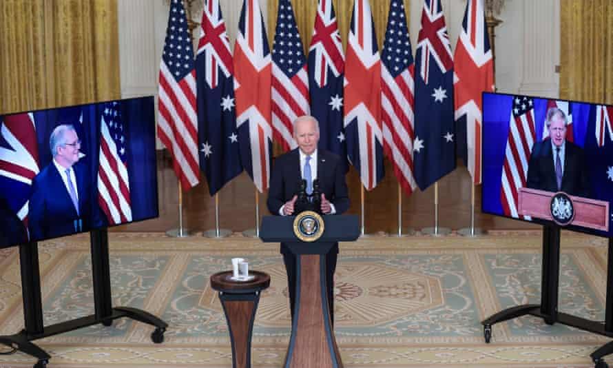 Κοινό μέτωπο Αυστραλίας, Βρετανίας & ΗΠΑ απέναντι στην Κίνα [βίντεο]