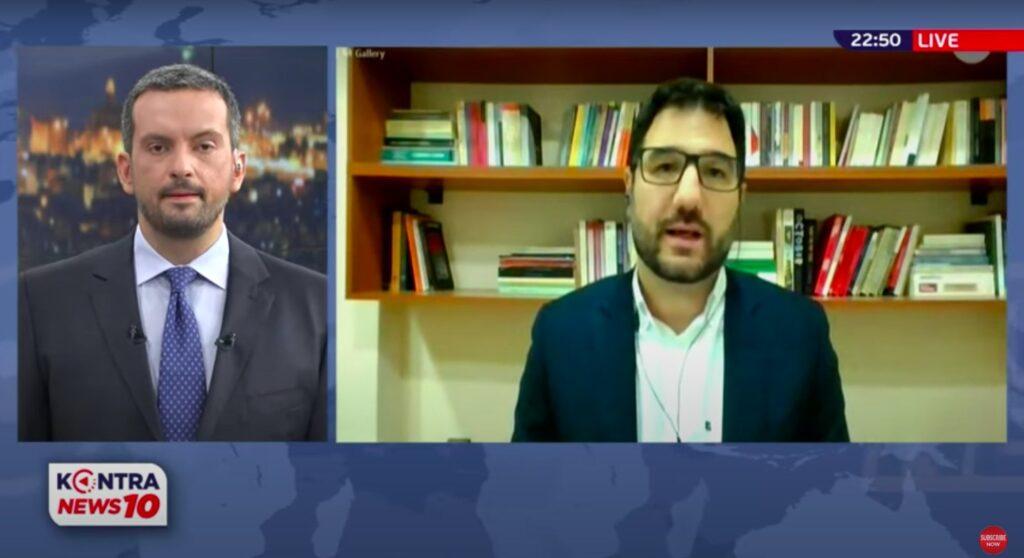 Ηλιόπουλος: «Η κυβέρνηση έχει αποτύχει να προστατεύσει τους πολίτες, αλλά εξυπηρετεί μεγάλα οικονομικά συμφέροντα» [βίντεο]