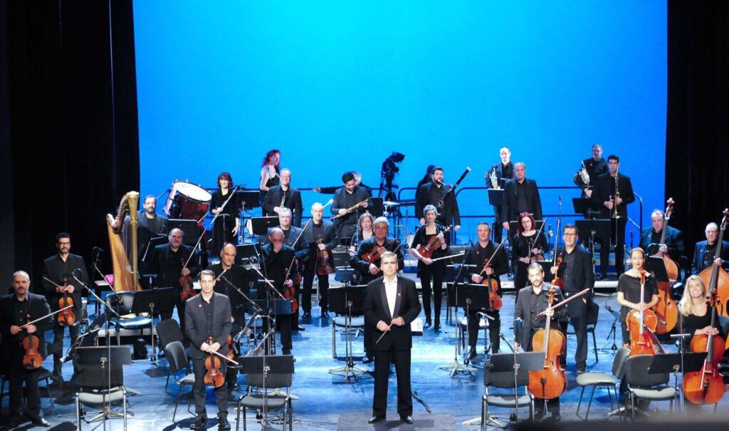 Η Ορχήστρα Σύγχρονης Μουσικής της ΕΡΤ σε μια μοναδική συναυλία στο Πολιτιστικό Κέντρο Γέρακα