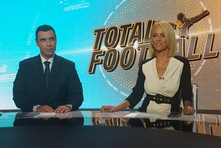 OPEN: Total Football… season 4 με Νταμπίζα και Ζαφειράτου