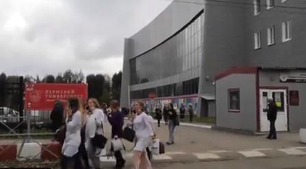 Μακελειό σε πανεπιστήμιο στη Ρωσία:  Ένοπλος άνοιξε πυρ –  8 νεκροί και 28 τραυματίας