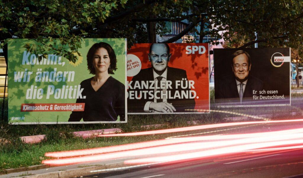 Γερμανικές εκλογές: Ανοίγουν οι κάλπες – Μάχη Λάσετ και Σολτς για την καγκελαρία