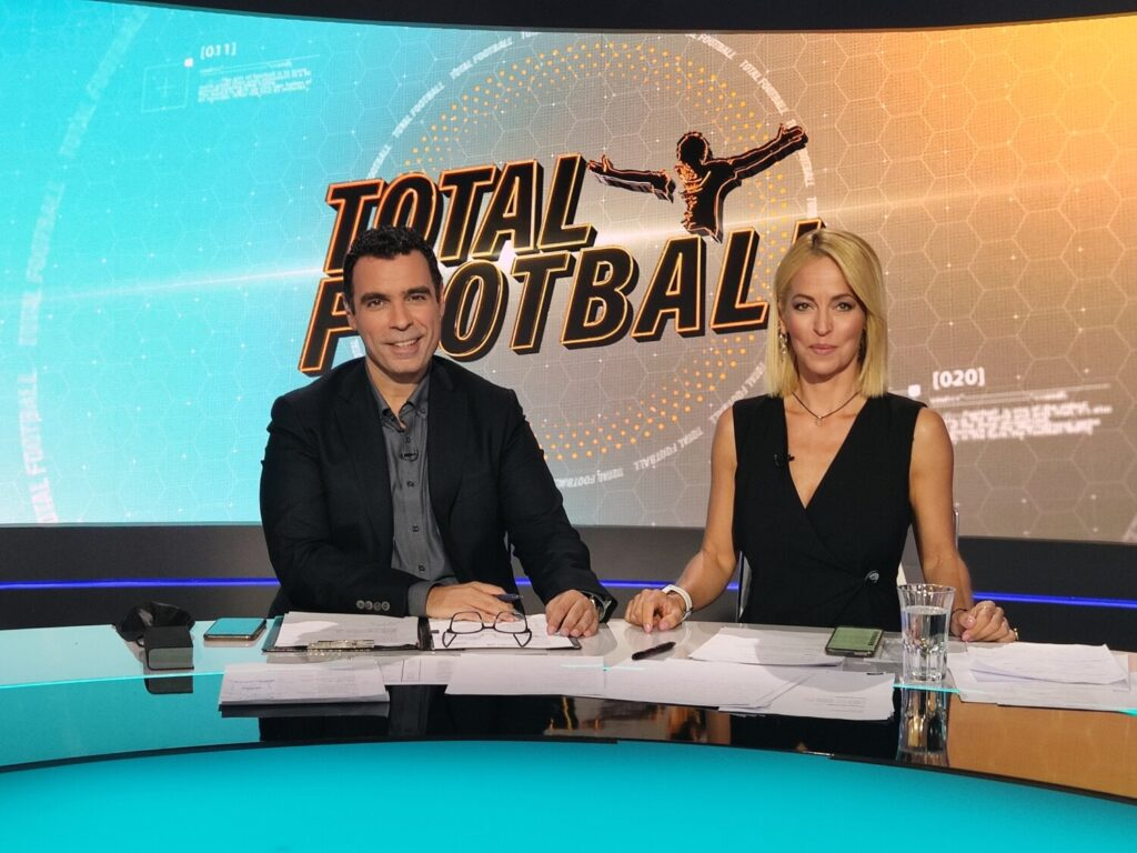 Total Football: με Βρύζα-Μπορμπόκη για το ντέρμπι «δικέφαλων» στο OPEN