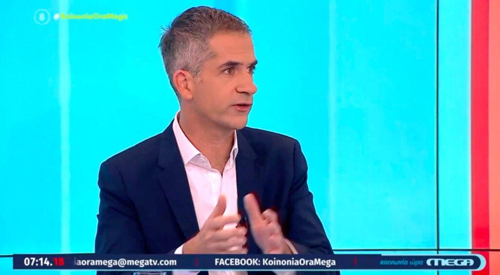 Μπακογιάννης: «Αλλάζει ο Μεγάλος Περίπατος – Θέλουμε να ζούμε σε μία σύγχρονη ευρωπαϊκή πρωτεύουσα» [βίντεο]