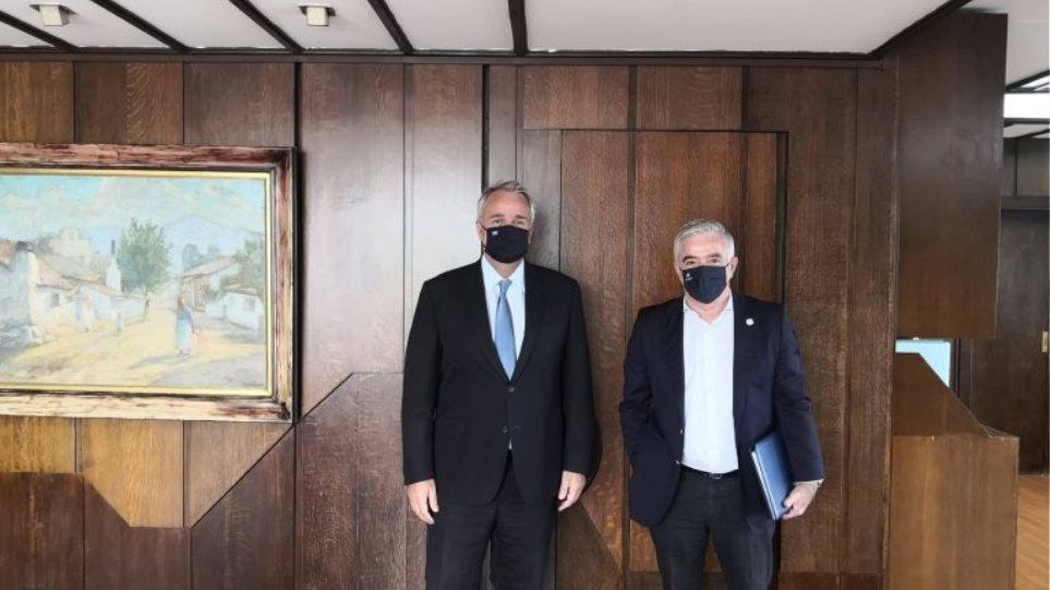 Δήμαρχος Παιανίας: Πολύτιμη η προσφορά Βορίδη στην ανάπτυξη του Κάμπου των Μεσογείων